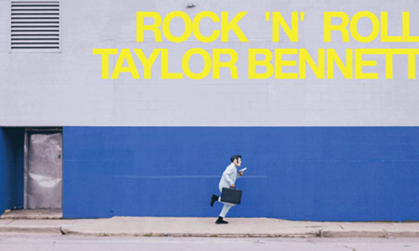 "TAYLOR BENNETT - ""Rock 'N' Roll ft. Zxxk"""