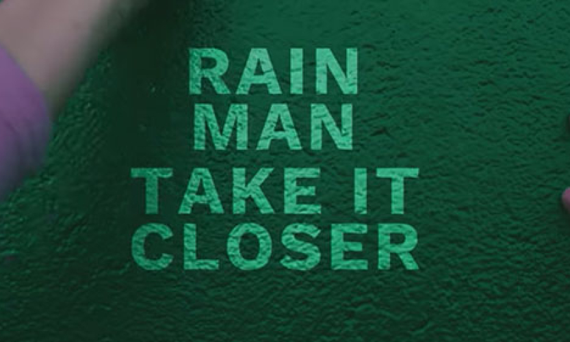 "RAIN MAN - ""Take It Closer (feat. Vikki Gilmore) [Official Music Video]"""